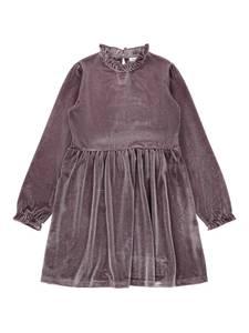 Bilde av Name it, Nkfolivia lynglilla velour kjole