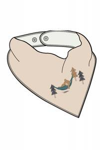 Bilde av Name it, Nbmyasimlukas beige smekke med bamse